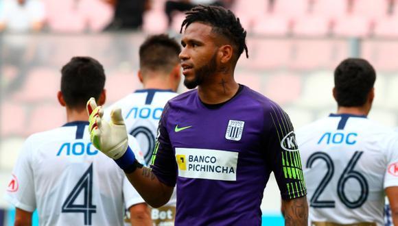 Pedro Gallese decidió no continuar en Alianza Lima, según dijo Gustavo Zevallos. (Foto: GEC)
