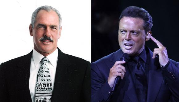 Andrés García revelará algunos de los secretos de Luis Miguel