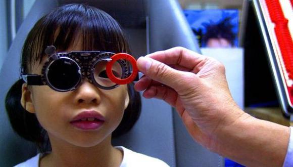La cuarta parte de población mundial sufre miopía
