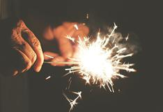 Pirotecnia en Año Nuevo: ¿por qué la visión de los niños puede resultar afectada?