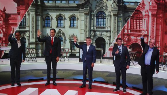Analistas evaluaron el desempeño de los candidatos durante la tercera y última fecha de los debates presidenciales del JNE (Foto: JNE)