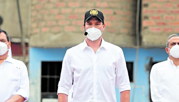 Exalcalde señaló que buscará 'justicia' ante el Jurado Nacional de Elecciones (JNE) tras ser excluido por el JEE de Lima Centro 1. (Foto: GEC)