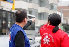 JNE detectó más de 3.600 casos de propaganda electoral indebida
