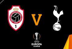 Tottenham Hotspur vs Royal Antwerp EN VIVO vía ESPN 3: por Europa League