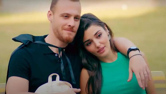 Serkan descubrió que Eda está embarazada y ahora, Kiraz, su amada y su futuro bebé son su principales preocupación (Foto: Love Is in the Air / MF Yapım)