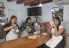 Seis mujeres quieren hacer historia en campeonato femenino de barismo