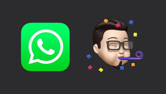 Conoce el método para poder enviar los memojis de tu iPhone en WhatsApp. (Foto: MAG)