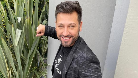 Pablo Ruiz en una de las múltiples fotos que comparte en sus redes sociales. (Foto: @pabloruizoficial)