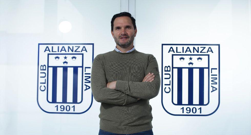 Víctor Marulanda llegó en mayo de este año a Alianza Lima. (Foto: Jesús Saucedo/GEC)
