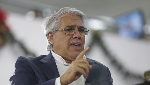 El vocero de la Bancada Liberal indicó que el presunto plagio e irregularidades en la ratificación de Chávarry deben ser incluidos en investigación. (FOTO: GEC)