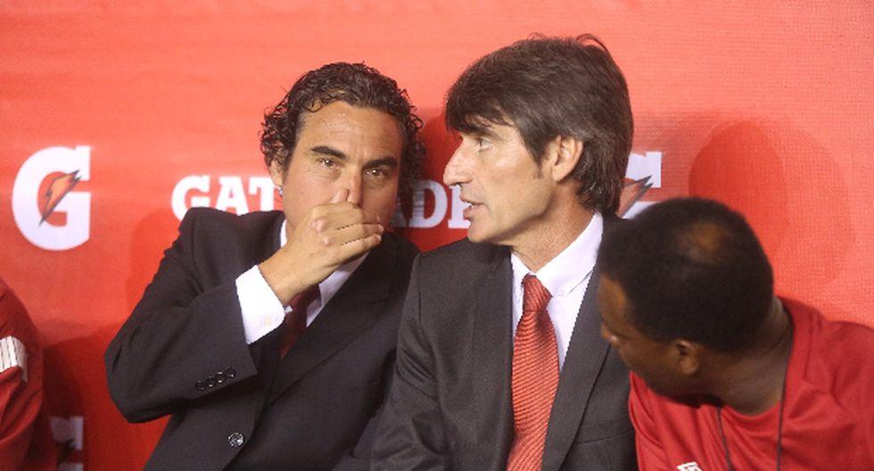 Ibáñez sería presentado hoy como técnico de la 'U'