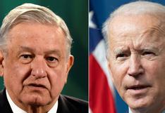 Inmigración en el centro de la cumbre virtual entre Biden y AMLO
