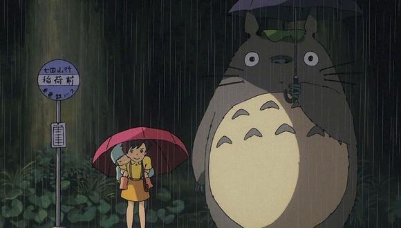"""""""Mi vecino Totoro"""" de Hayao Miyazaki es una de las películas de anime más reconocidas de todos los tiempos. (Foto: Studio Ghibli)"""