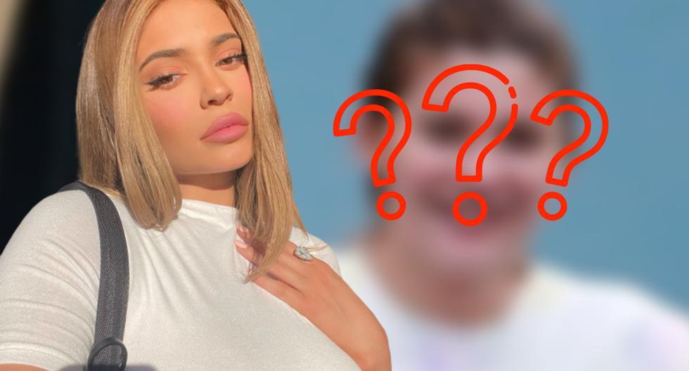 Kylie Jenner fue sorprendida sin una gota de maquillaje y su apariencia dio la vuelta al mundo. (Foto: @kyliejenner en Instagram/Composición)
