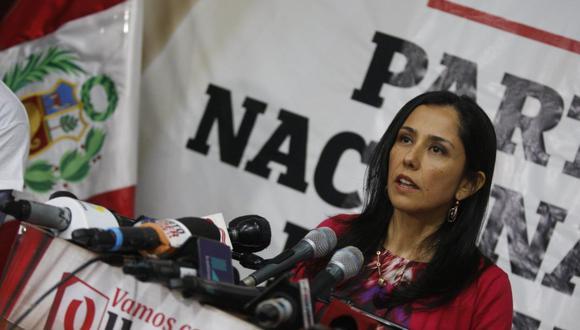 Nadine Heredia favoreció a la empresa brasileña Odebrecht con licitaciones en el Estado peruano, según la tesis del Ministerio Público. (Foto: GEC)