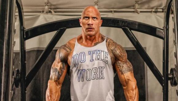 Dwayne Johnson es un actor y luchador profesional estadounidense, conocido popularmente como La Roca o The Rock (Foto: Dwayne Johnson/ Instagram)
