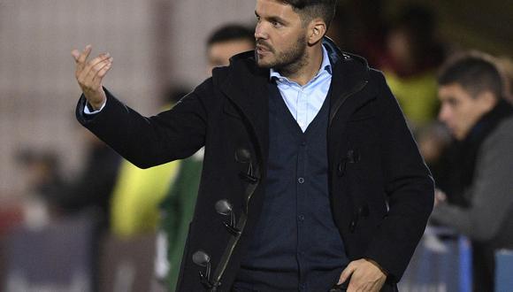 Ormeño lleva 16 goles anotados en 32 partidos de la presente temporada de la Liga MX con el Puebla de Larcamón. (Foto: AFP)