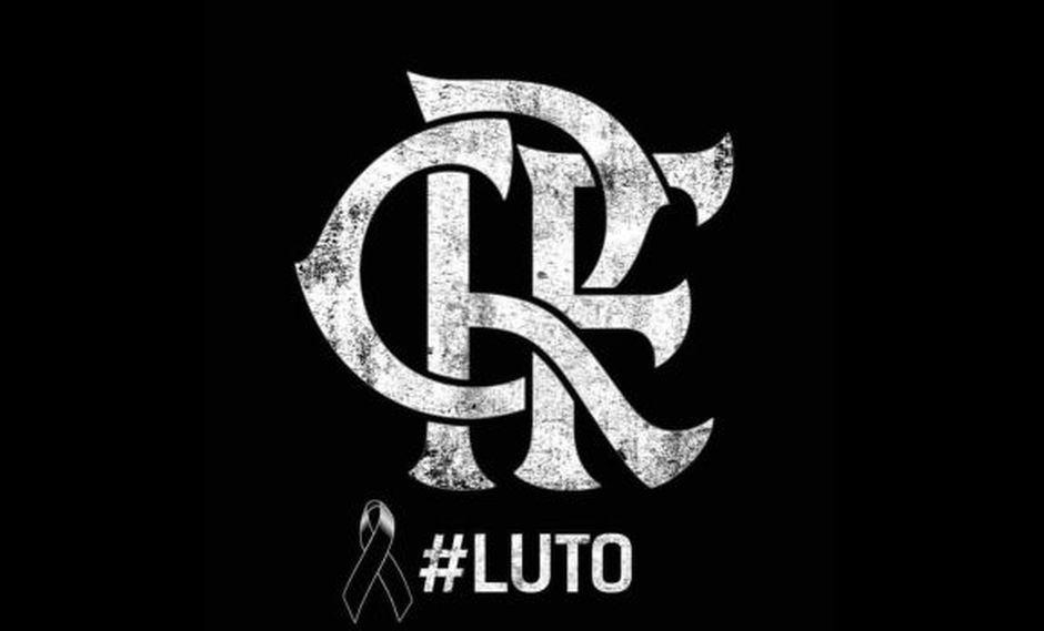 Figuras del fútbol dieron sus condolencias tras la tragedia en sede de Flamengo. (Foto: Flamengo)