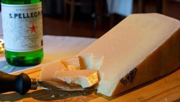 Muchos cocineros y nutricionistas consideran que el Parmigiano-Reggiano es un alimento casi perfecto. (Foto: AMANDA RUGGERI)
