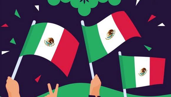 ¿Quieres mandar imágenes por el 15 de septiembre en México por WhatsApp? (Foto: unionguanajuato)
