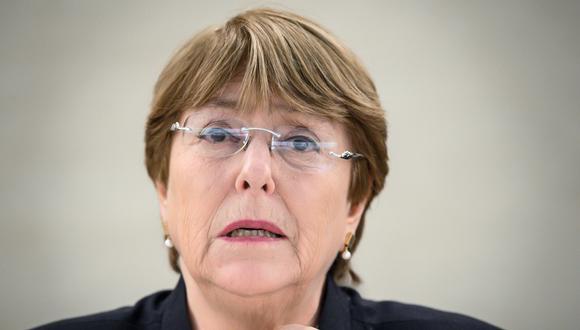 Bachelet niega vínculo con constructora brasileña OAS por presunta donación de dinero. Foto: Archivo de AFP