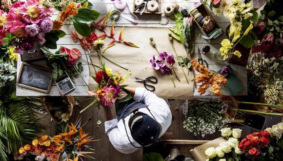 Florerías como Galafin ofrecen sus arreglos por San Valentín a entre S/50 y S/200 y proyectan que venderán a través del online con reparto de delivery más de 500 arreglos. (Foto: iStock)