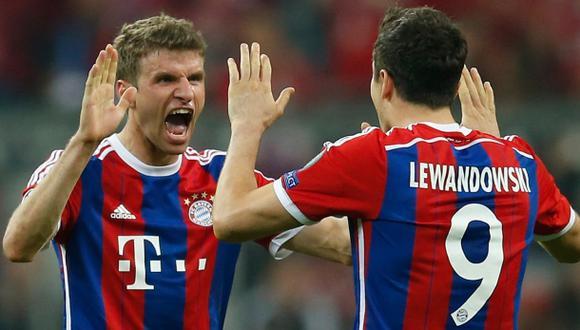 """Thomas Müller: """"Tenemos esperanza, creemos en nosotros"""""""