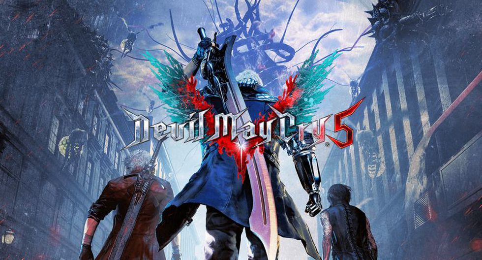 Devil May Cry 5. Fecha de estreno: 8 de marzo de 2019 / Plataformas en las que está disponible: PC, PlayStation 4 y Xbox One. (Foto: Capcom)