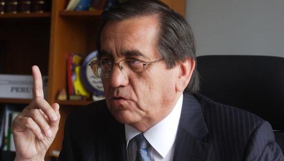 Del Castillo: Denuncias de Tejada están condenadas al fracaso