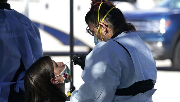 Coronavirus en Florida, Estados Unidos | Últimas noticias | Último minuto: reporte de infectados y muertos hoy, sábado 12 de diciembre | (Foto: AP/Lynne Sladky).