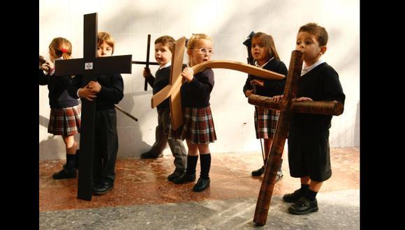 ¿La religión dificulta a los niños distinguir lo que es real?