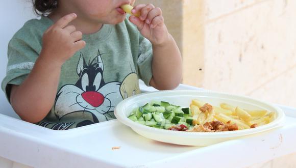 Una bebé probó por primera vez una comida y su reacción dejó boquiabierto a todos en las redes sociales. (Foto: Pixabay/Referencial)