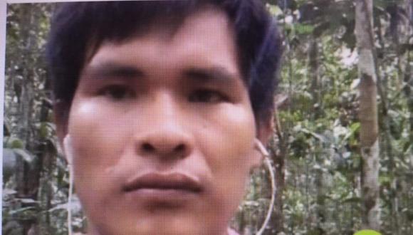 Madre de Dios. Agente protector Héctor Sandoval fue asesinado por indígenas no contactados. (Facebook de Radio Madre de Dios)