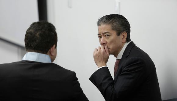 En la audiencia se reveló que Jorge Yoshiyama declaró que su tío Jaime Yoshiyama le entregó dinero para simular donaciones . (Foto: El Comercio)