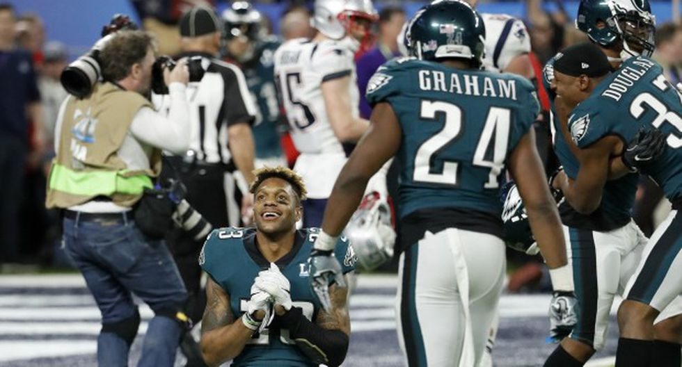 El año pasado, New England Patriots y Philadelphia Eagles protagonizaron una espectacular final de Super Bowl. (Foto: Archivo)