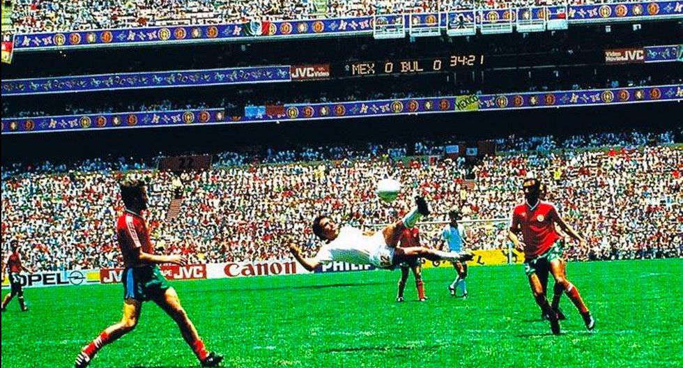 Facebook: polémica por la elección del gol más bello de los mundiales. (Foto: Agencias)