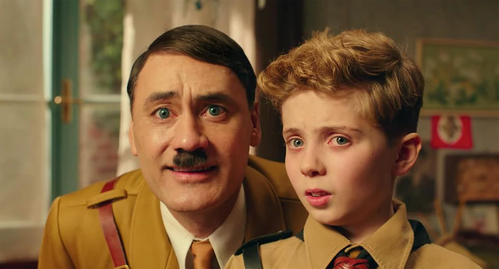 """""""Jojo Rabbit"""" se coronó como la película favorita del público. (Foto: Difusión)"""