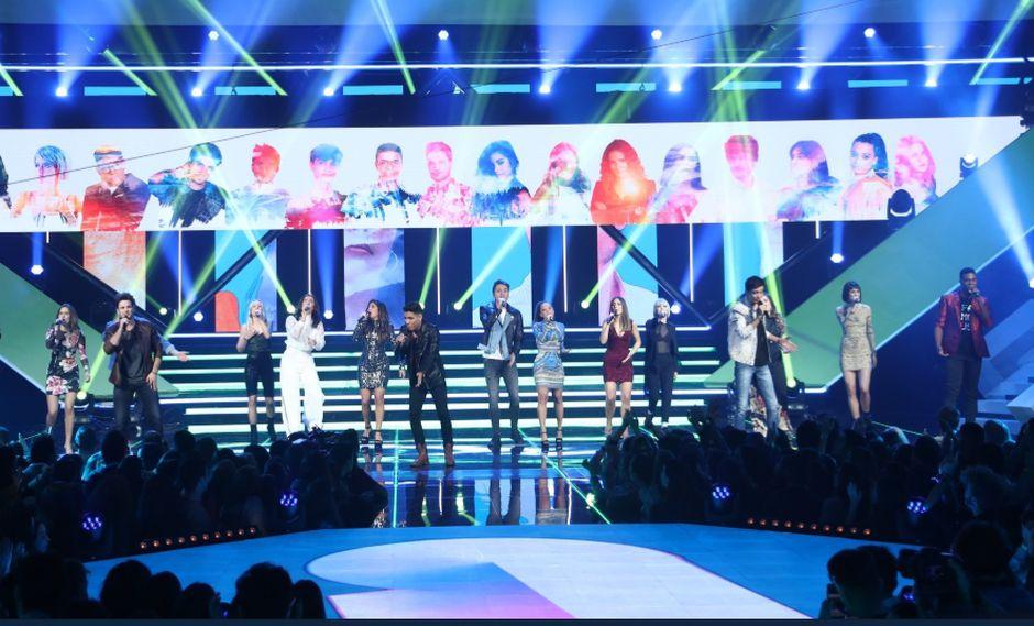 """Ya empezó la Gala 10 de """"Operación Triunfo"""", junto al estreno mundial de """"Somos"""". (Foto:OT)"""