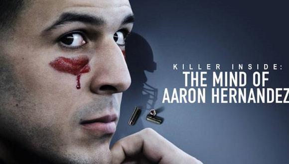 Aaron Hernández, la estrella de los Patriots que se quitó la vida en prisión (Foto: Netflix)