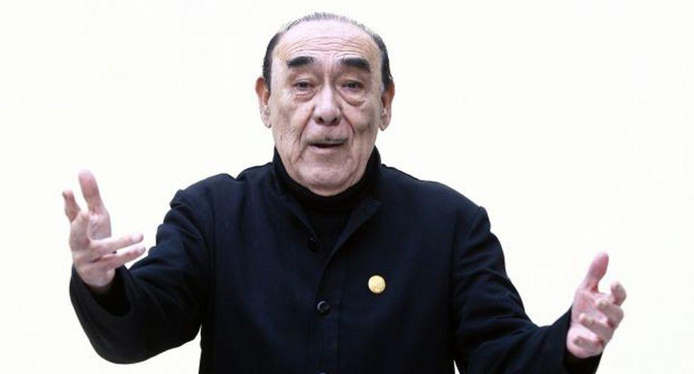 Restos de Óscar Avilés serán velados en el Museo de la Nación