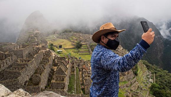 Mincetur buscan reactivar el turismo peruano. (Foto: AFP)