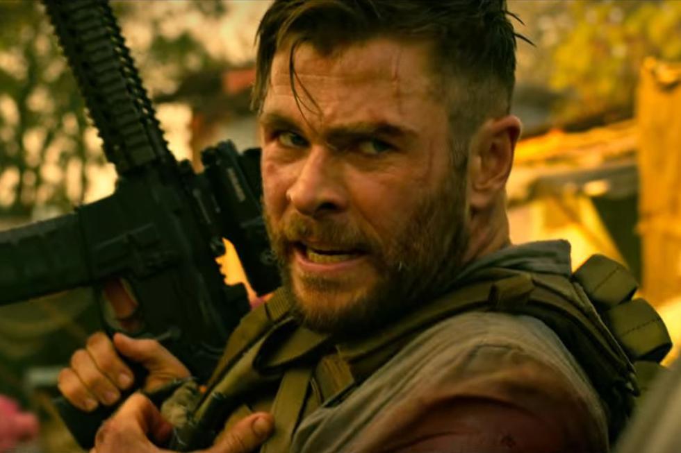 """""""Tyler Rake"""" es la nueva película de acción de Netflix, protagonizada por Chris Hemsworth y dirigida por Sam Hargrave a partir de un guion de Joe Russo (Foto: Netflix)"""