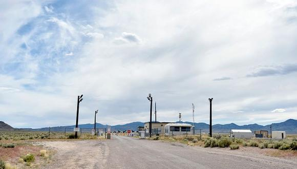 El Área 51 en el condado de Lincoln, Nevada, se ha prestado a múltiples teorías conspirativas. (Foto: Getty)
