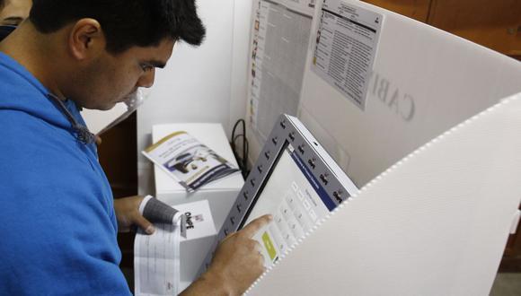 La ONPE señaló que existen 24 millones 799 mil 384 peruanos habilitados; de los cuales, 23 millones 825 mil 154 se encuentran en el territorio nacional y 974 mil 230 están en el extranjero (Foto: Andina)