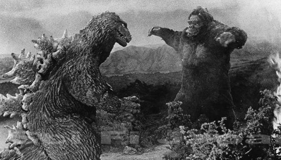 """""""King Kong vs. Godzilla"""" fue dirigida por Ishiro Honda y contó con los efectos visuales de Eiji Tsuburaya.  (Foto:  Estudios Tōhō)"""