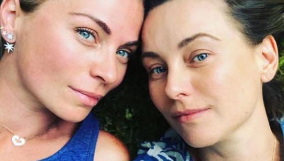 Las actrices perdieron a su madre hace una década (Foto: Ludwika Paleta / Instagram)