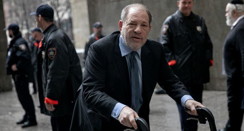 Weinstein, de 67 años, fue declarado este lunes culpable de dos de los cinco cargos que le imputaba la Fiscalía. (Reuters).