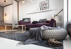 Esta casa tiene 24m2 y luce espaciosa y acogedora | FOTOS