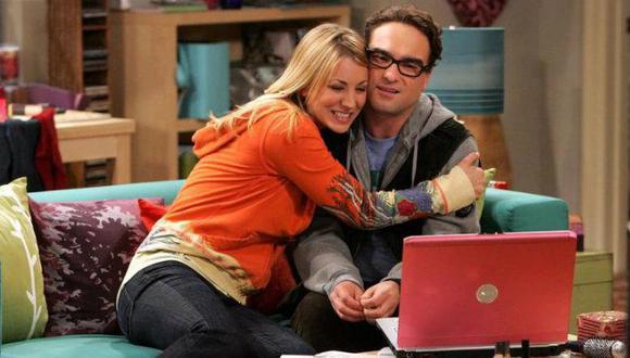 La relación de Leonard y Penny llega a un buen final (Foto: CBS)