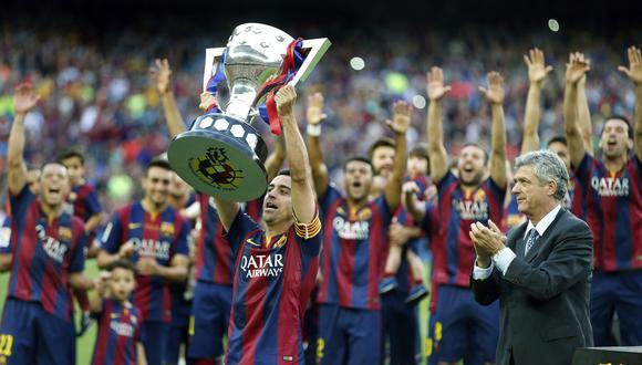 Xavi Hernández dejó el FC Barcelona en 2015, y desde entonces el club catalán desembolsó muchos millones para suplir su ausencia, sin conseguir el objetivo. Foto: EFE